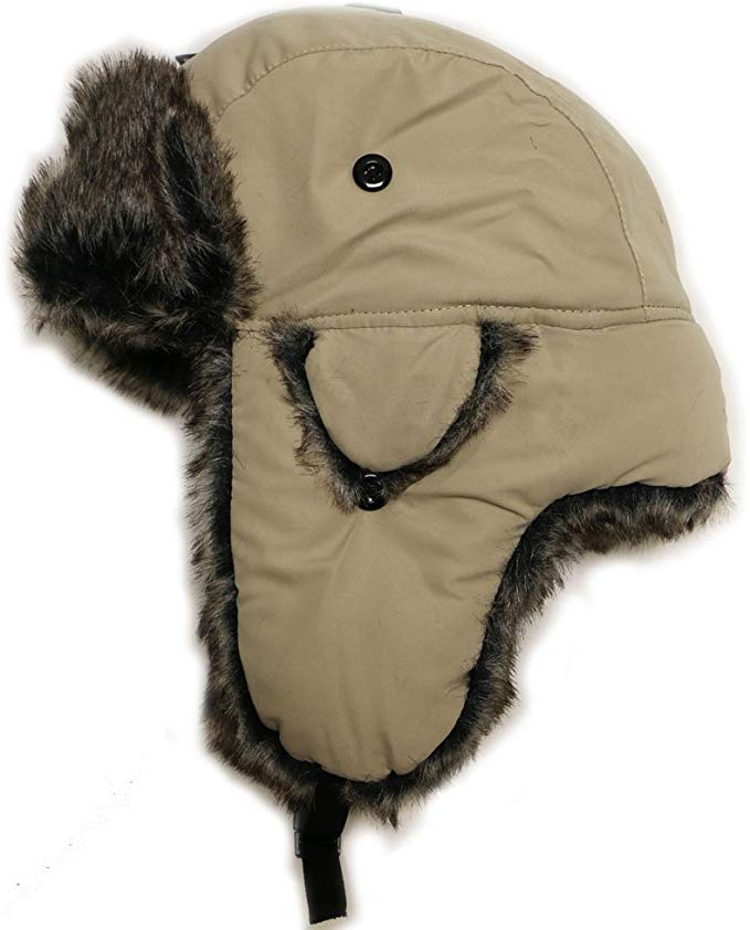 Winter Trapper Hat