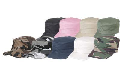 Wholesale ARMY CAP â?? Vintage Fatigue Hats - 12 Doz