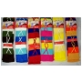 Wholesale-Multicolored Laced Legwarmers � Leg Warmers � Case of 6 Dozen