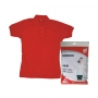 Wholesale Women's Polo Shirt - Plain Polo Shirts - 6 Doz
