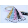 Wholesale Belts - Women's Belts with Glitter - 12 Doz