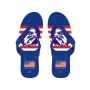 Wholesale Men's Slippers – Eagle USA Flag Sole – 72 Pairs