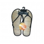 Wholesale Bamboo Thong Flip Flops - Women's Slippers - 72 Pairs