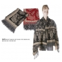 Wholesale Scarf | Women's Shawl with fringe ends | 4DZ