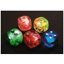 Wholesale LIGHT-UP FLASHING DICE - 2 Dozen Case