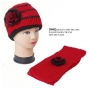 Wholesale Winter Set - Knit Hat Scarf Sets - 1 Doz