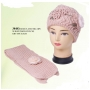 Wholesale Knit Crochet Winter Set - Hat Scarf Set - 6 Doz