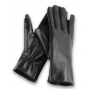 Wholesale Women's Thermal Long Wrist Leather Gloves – 12 Dz