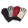 Wholesale Women's Suede Gloves - 12 Dozen