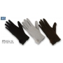 Wholesale Women's Wool Gloves with Faux Fur Patch - 1 Dz