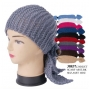 Wholesale Winter Headband Scarf - Knit Earmuffs - 24 Doz