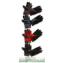 Wholesale Mens Sports Gloves With Strap and Suede Palm