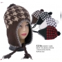 Wholesale Earflap Hats - Winter Ear-Flap Hat - 12 Doz