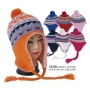 Wholesale Earflap Hats - Kid's Winter Beanies - 1 Doz
