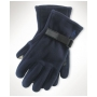 Men's Polo Holiday Touch Gloves - Fleece Gloves