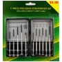 Wholesale Precision Screwdriver Set | 11 Piece Set | 1 DZ