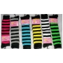 Wholesale Women's Knee High Socks - Stripe Socks - 20 Doz