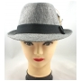 Wholesale Fedora Hats - Fedora with Feather - 30 Hats