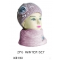 Wholesale Winter Sets - Hat and Scarf Winter Set - 6 Doz