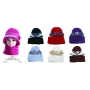 Wholesale Winter Sets - Women's Hat and Scarf Set - 1 Doz