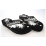 Wholesale Wedge Flip Flops with Rhinestones - Wedge Sandals - 60 Pairs