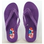 Wholesale Flip Flops with Braid Thong Straps - 60 Pairs