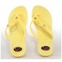 Wholesale Women's Flip Flops with Flower Straps - 60 Pairs