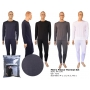 Wholesale Thermals - Men's Fleece Thermal Sets - 72 Sets