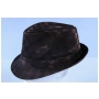Wholesale Shiny Checker Fedora Hats | Checker Fedoras | 2DZ