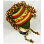 Wholesale Mohawk Hat - Crochet Knit Mohawk - 6 Doz