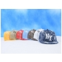 Wholesale NY Logo Fitted Hats - Flat-Bill Hat - 1 Doz