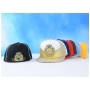Wholesale New York Crown Fitted Hats | Flat-Bill Fitted Hat | 12 DZ