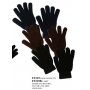 Wholesale Men's Chenille Tall Gloves - 1 Doz