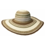Wholesale Floppy Hats - Floppy Hats with Rings - 1 Doz