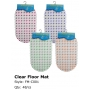Wholesale Clear Floor Mats | Floor Mat | 48 Pieces