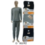 Wholesale Thermals - Men's Thermal Underwear - 12 Sets