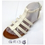 Wholesale Sandals - Women's Gladiator Strappy Shoes - 18 Pairs