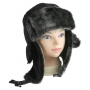 Wholesale Faux Fur Trooper Cap - Earflap Winter Cap - 8 Doz
