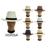 Wholesale Cowboy Hats - Fedora Style Cowboy Hat - 30 Hats