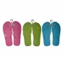 Wholesale Rubber Flip Flops - Unisex Sandals - 72 Pairs