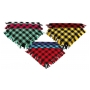 Wholesale Scarves - Checker Scarves - 1 Doz