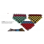 Wholesale Scarves - Checker Scarf - 12 Doz