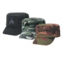 Wholesale Distressed Cotton Cadet Hat – Military Caps - 1 Doz