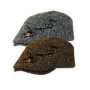 Wholesale Tweed Ivy Cap With Dragon Embroidery – Closeout Ivy Hats - 12 Dozen