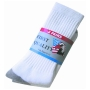 Wholesale Men's Crew Socks – Gray Heel Toe Socks - 1 Doz