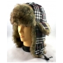 Wholesale Faux Fur Bomber Hat | Fur Trooper | 48 Hats
