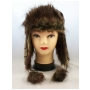 Wholesale Trooper Hats - Faux Fur Bomber Hat - 1 Doz