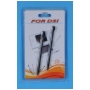 Wholesale 2 pieces Black Stylus pens for NDSi | 100 Packs