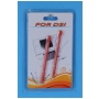Wholesale 2 pieces Red Stylus pens for NDSi | 12 Packs