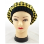 Wholesale Checker Beret - Women's Berets - 15 Doz